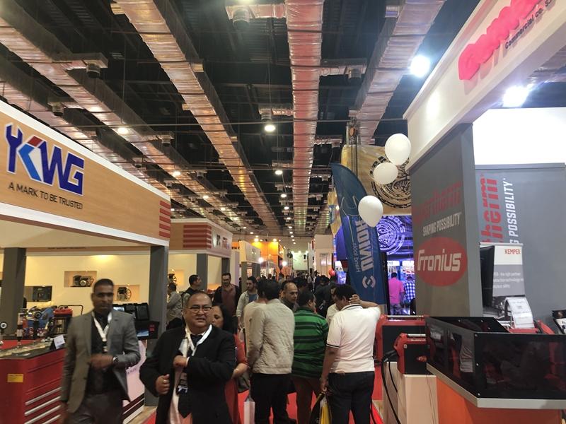 埃及開羅國際五金工具及機械制造展覽會